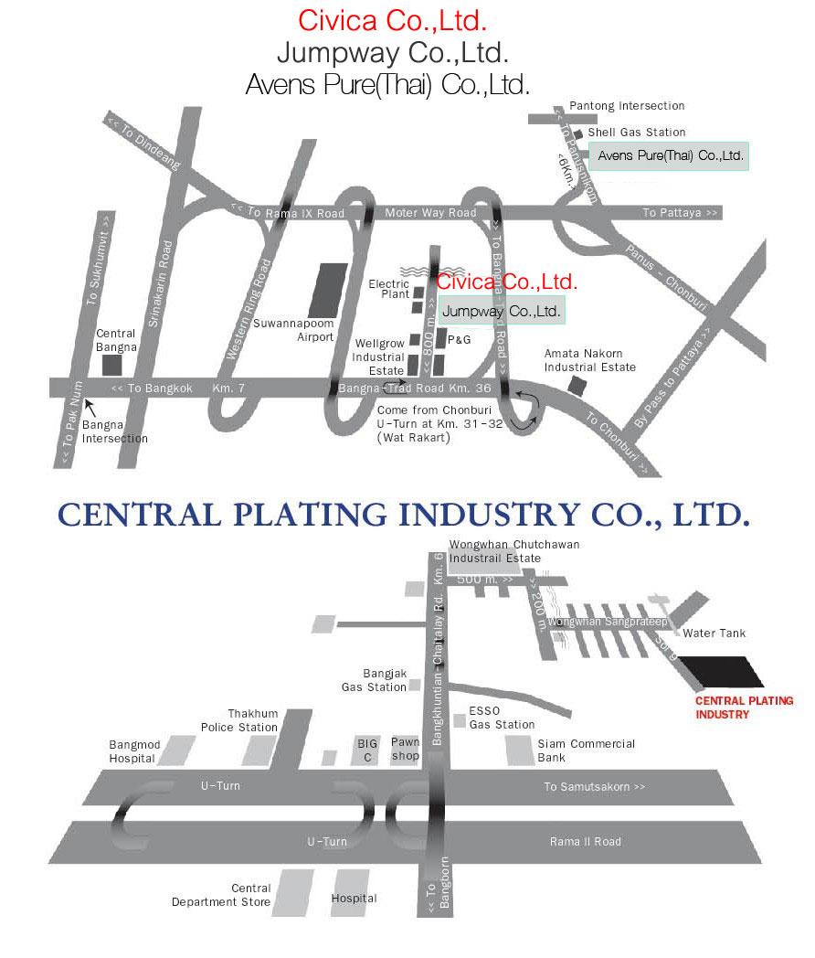66 Thailand Industrial Chemical Co Ltd Mail: Fax